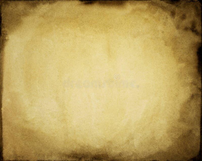 Handgemalte Tinte Beschaffenheit stockfoto