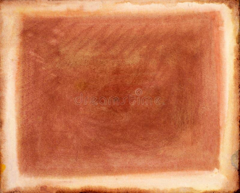 Handgemalte Tinte Beschaffenheit lizenzfreies stockbild