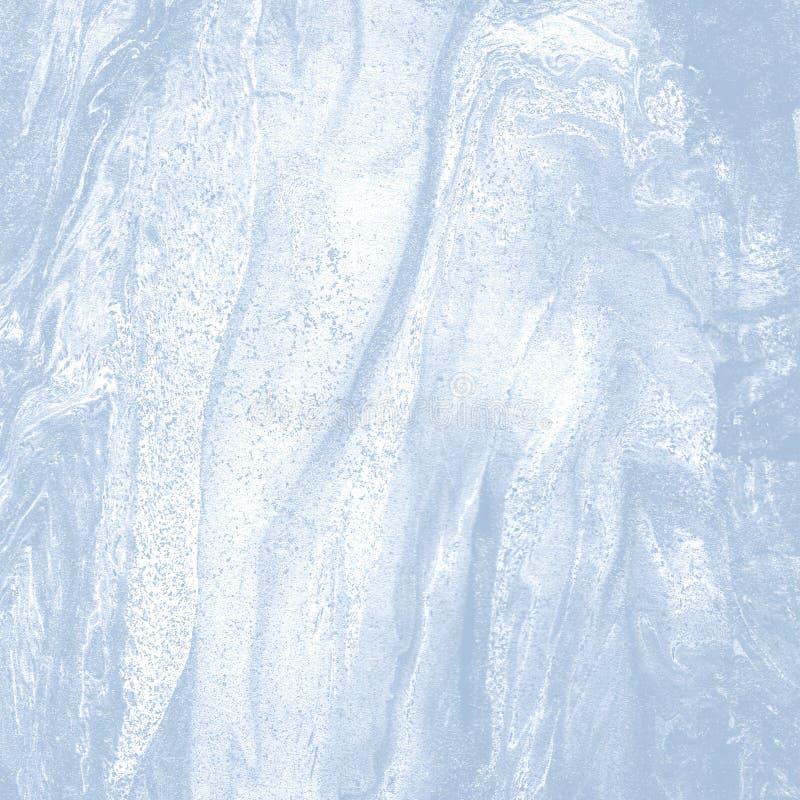 Handgemalter abstrakter Hintergrund Kann als Hintergrund verwendet werden lizenzfreie abbildung