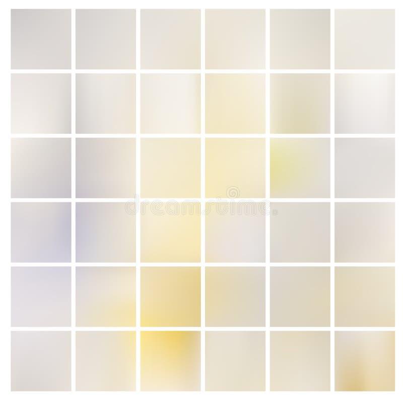 Handgemalter Hintergrund der abstrakten künstlerischen eleganten klassischen Pastellvektoraquarell-Stelle Weinlese verblaßte Farb stockbild