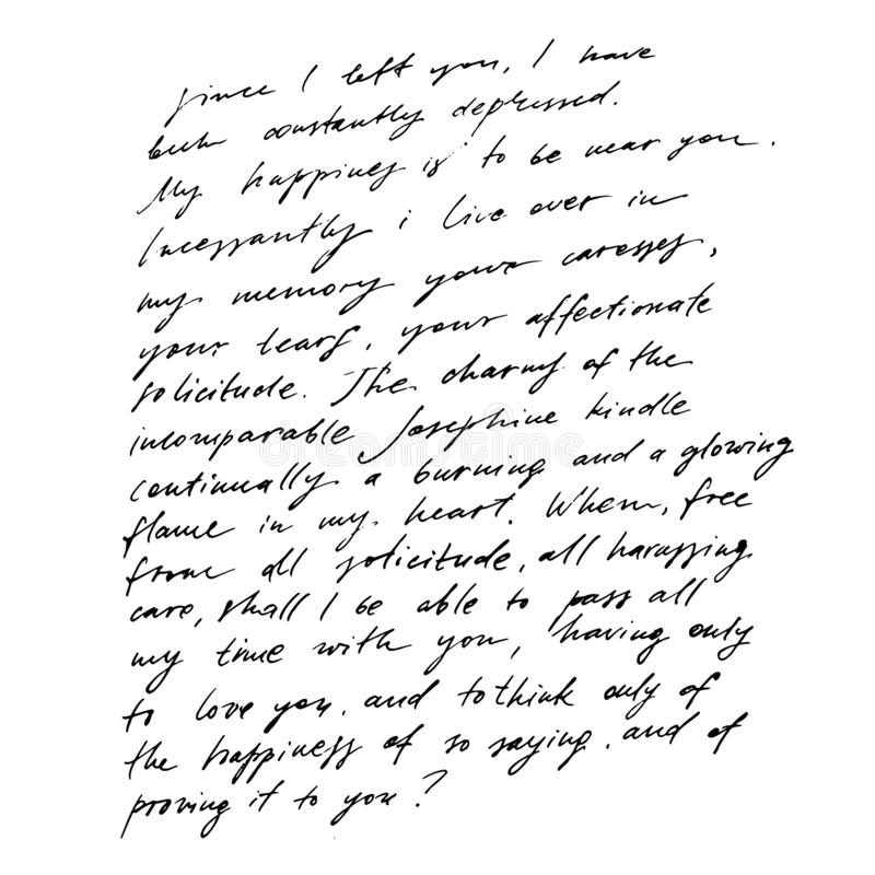 Handgeschriebene abstrakte Texttapete Nachahmung einer abstrakten Weinlesebeschriftung Buchstaben benutzt in den Aufschriften, Ve stock abbildung