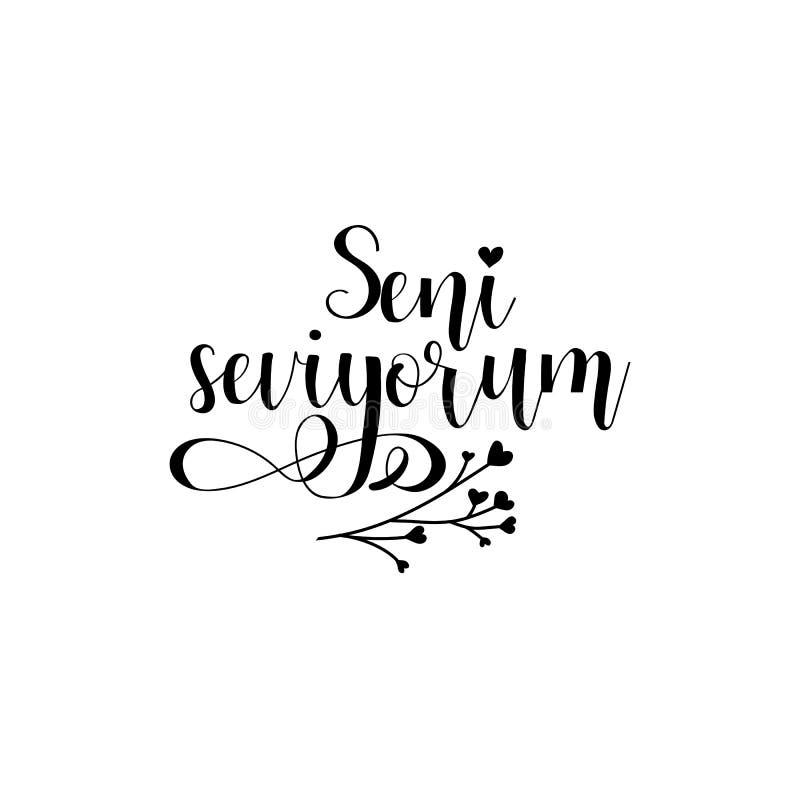 Lieb türkisch dich ich 51+ Türkisch