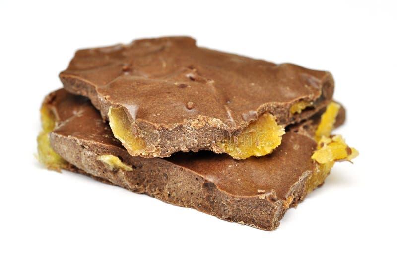 Download Handgjord Choklad Med Candied Frukt Arkivfoto - Bild av stycke, gourmet: 27276766