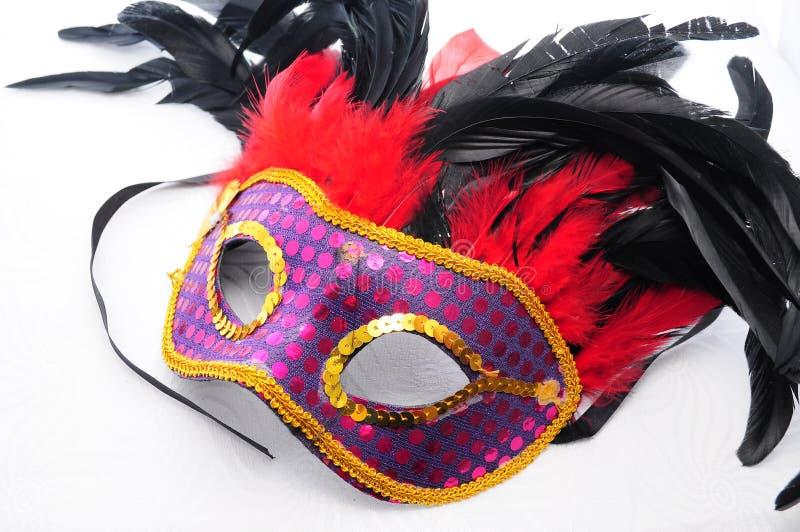 Handgjord maskering royaltyfria foton