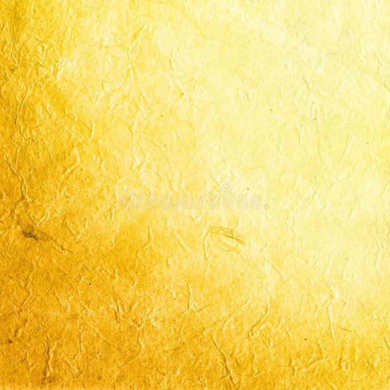 Handgjord textur för ricepapper royaltyfria foton