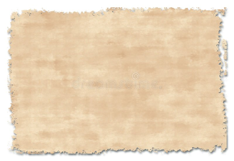 handgjort gammalt papper vektor illustrationer