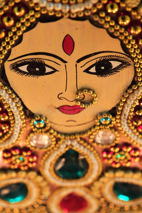 Handgjort hantverk av gudinnan Furga royaltyfri fotografi