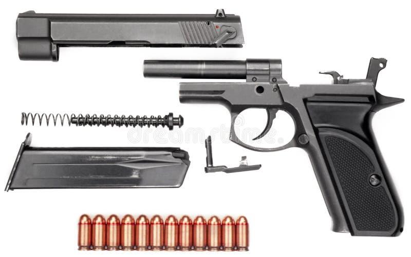 Handgun royalty free stock photos