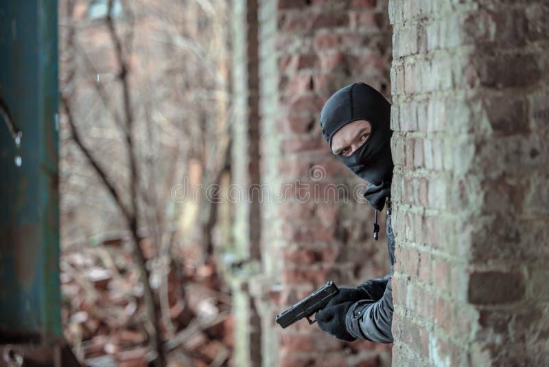 handgun immagine stock