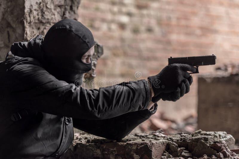 handgun immagine stock libera da diritti