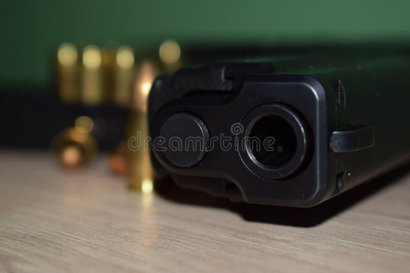 handgun foto de archivo