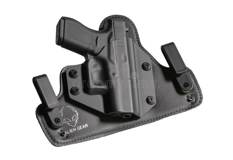 Handgun Holster Free Public Domain Cc0 Image
