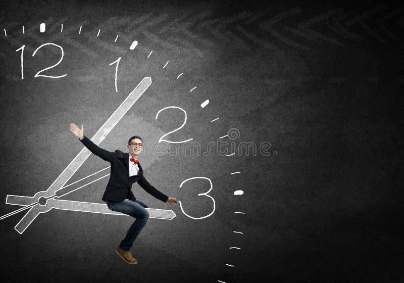 Handhaben Sie Ihre Zeit lizenzfreie stockbilder