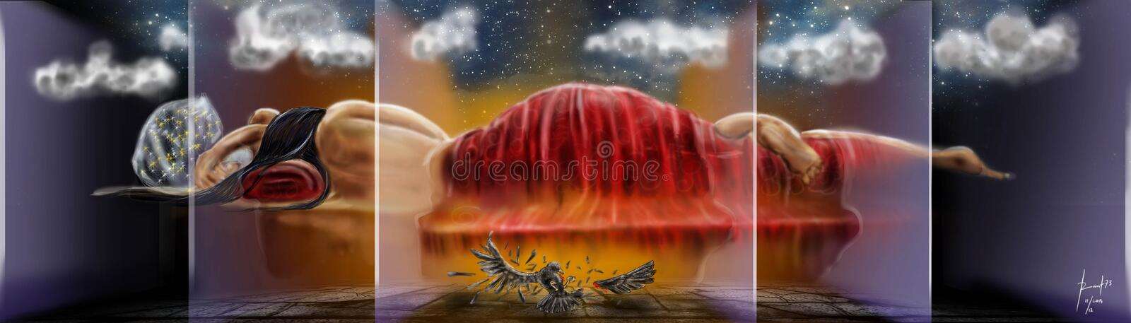 Handheld Closely Dream Before Waking Free Public Domain Cc0 Image