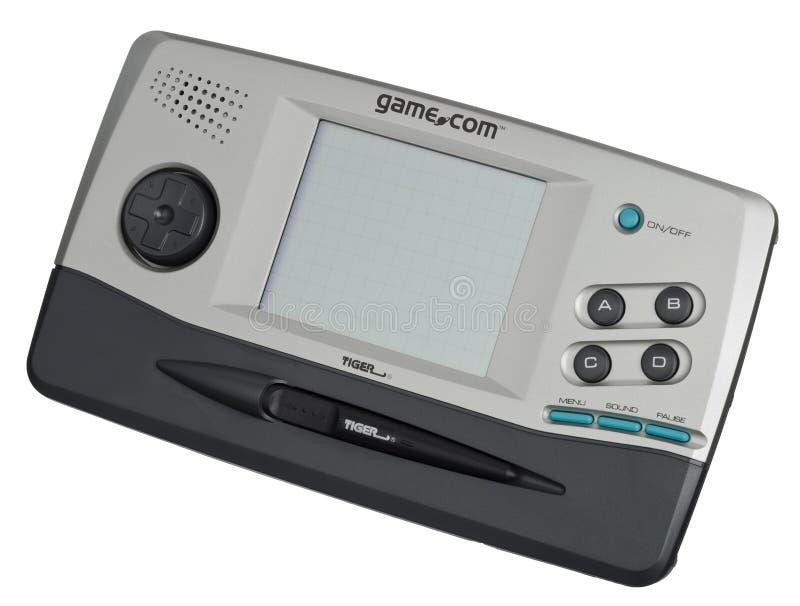 Handheld gaming device