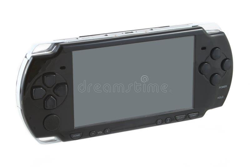 handheld videogame för konsol royaltyfri fotografi