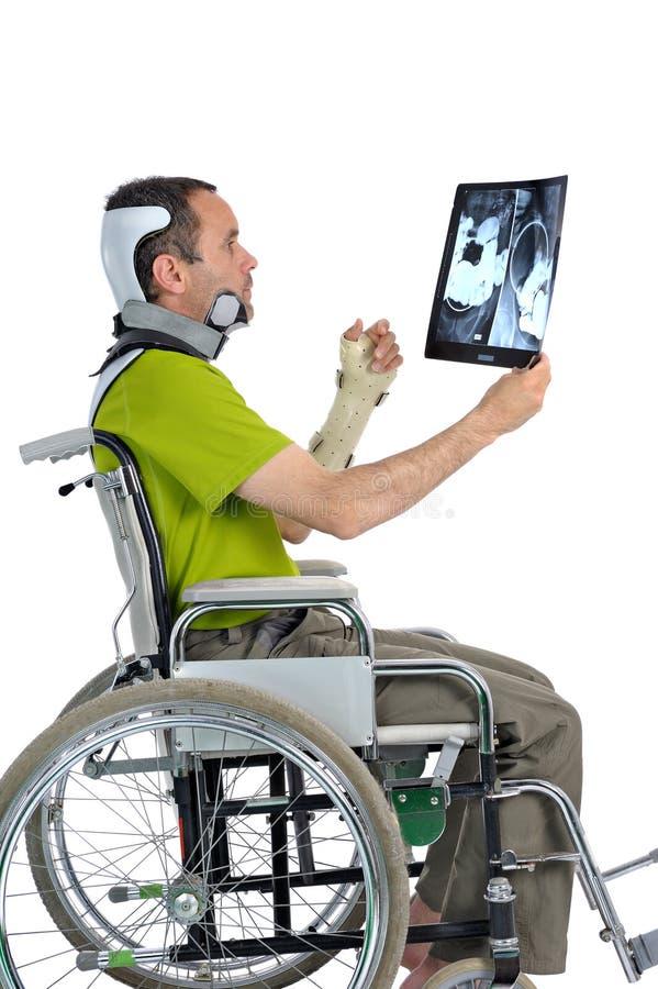 Handicapé images libres de droits