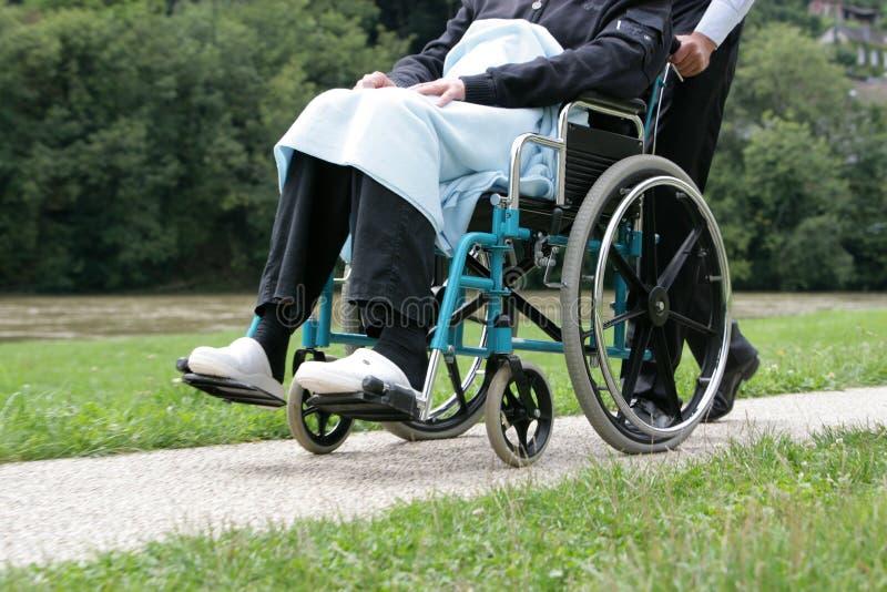 Handicap image libre de droits