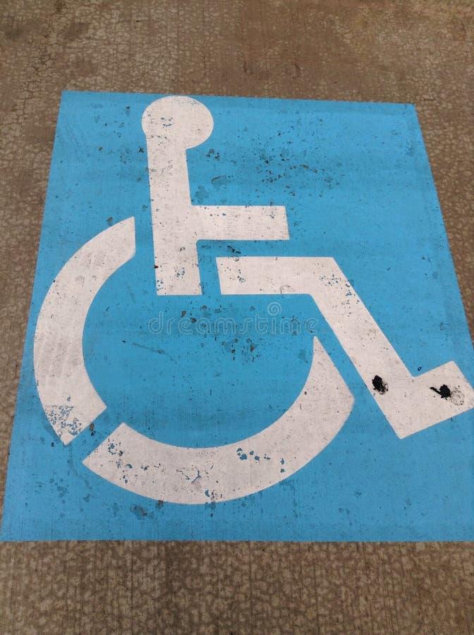 handicap imagens de stock royalty free