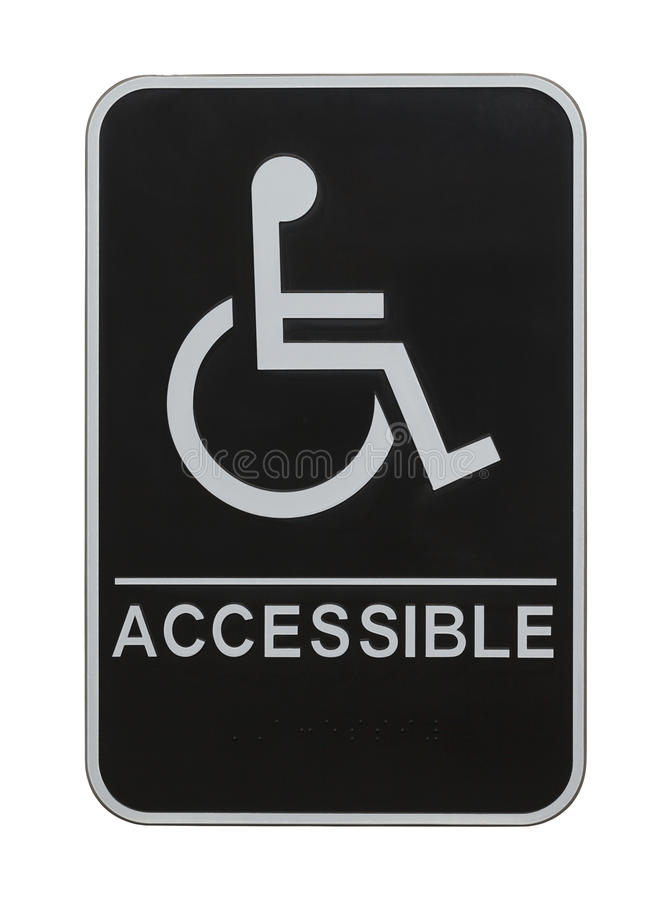 Free Handicap Sign Stock Images - 34641094