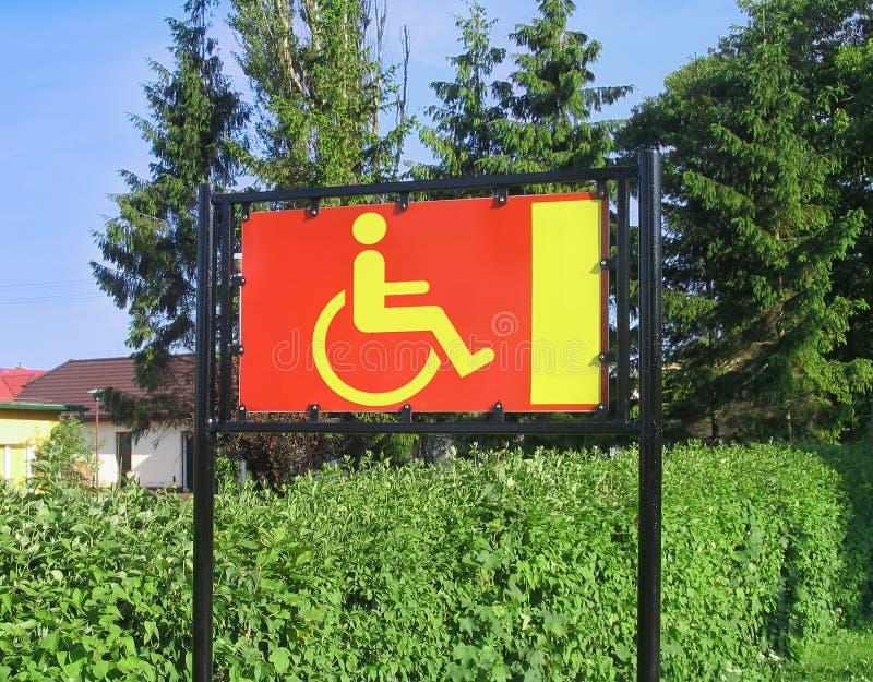 Download Handicap Sign Stock Photos - Image: 4922313