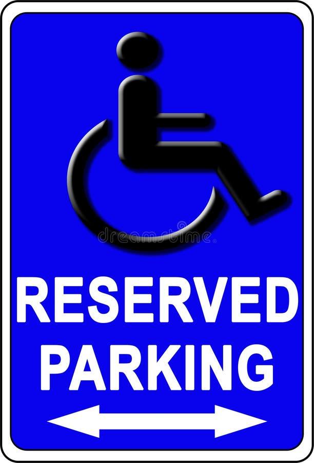 Download Handicap Symbol stock illustration. Illustration of medical - 6725983