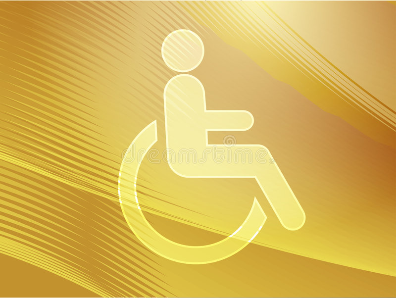 Download Handicap Symbol Royalty Free Stock Images - Image: 7334419
