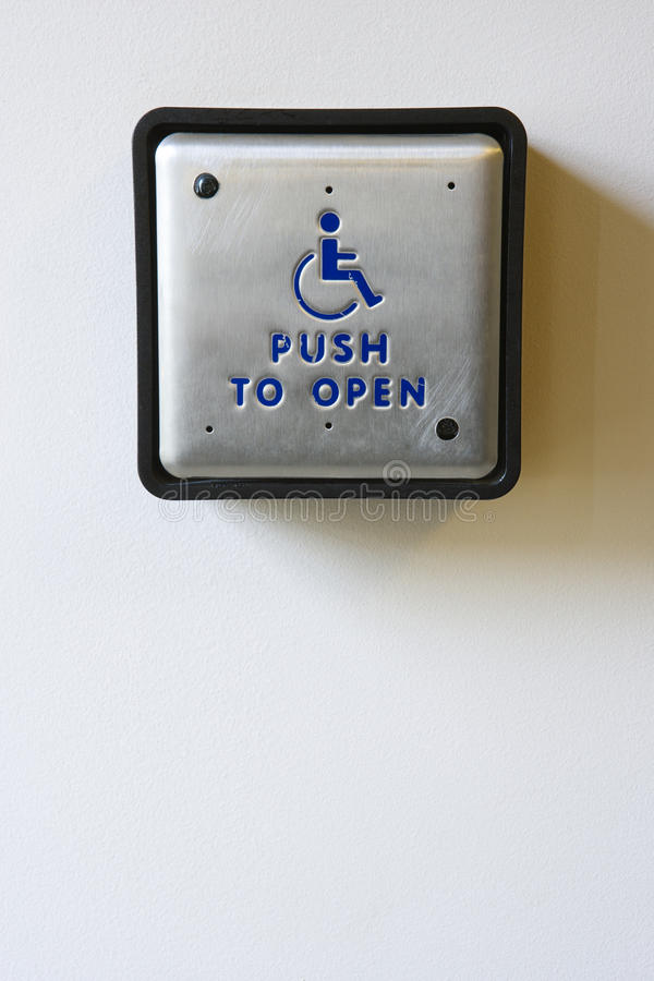 Download Handicapped Access Entrance Pad Stock Image - Image: 12624503