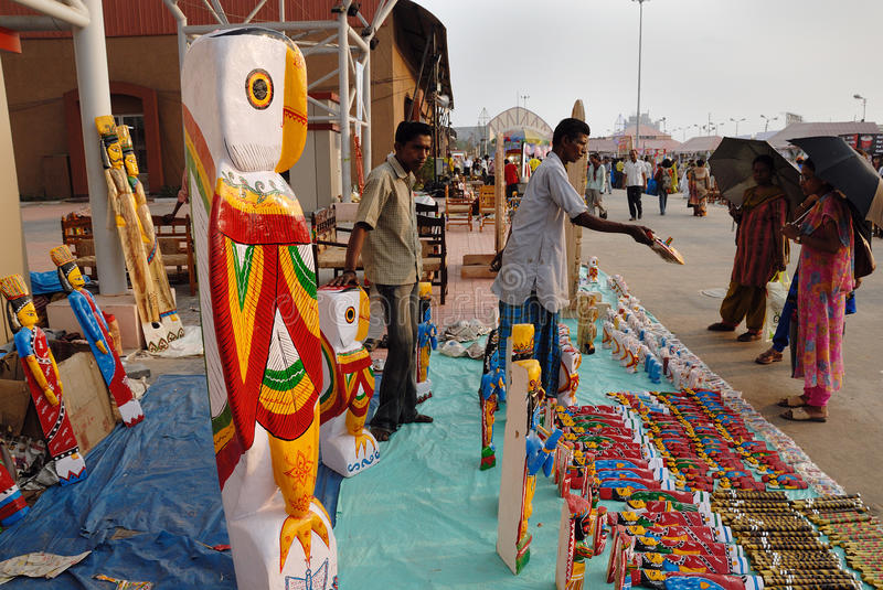 Download Handicrafts in India editorial stock photo. Image of creativity - 16795883