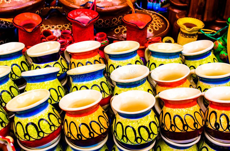 Handicrafts stock photos