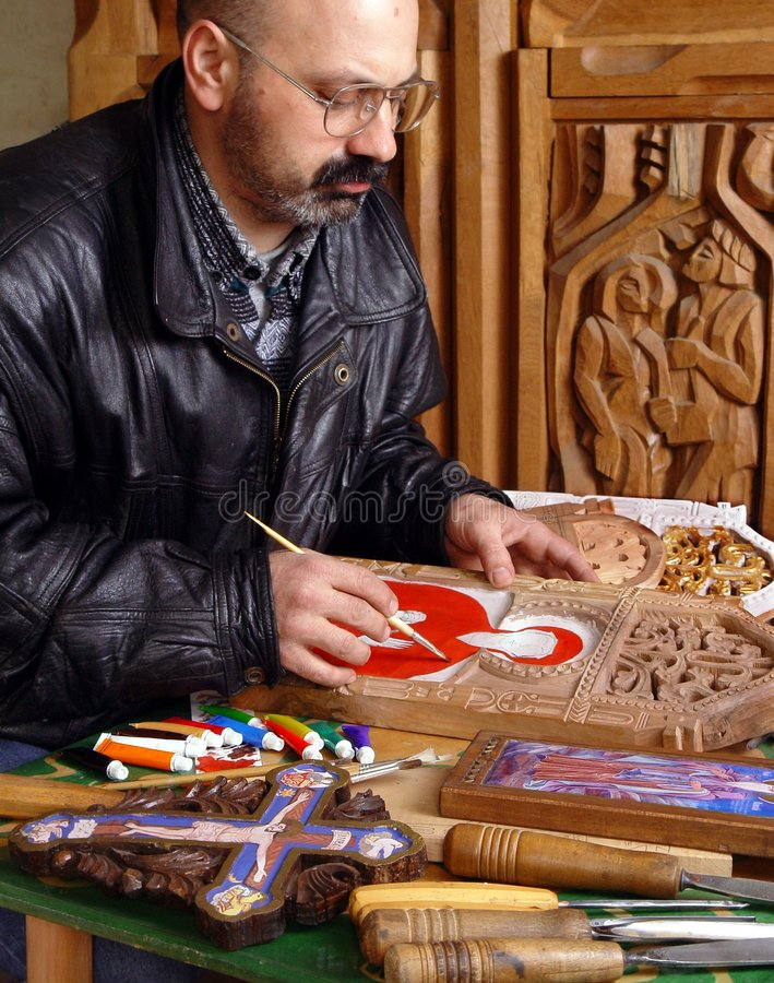 Free Handicraftsman Stock Photos - 2197983