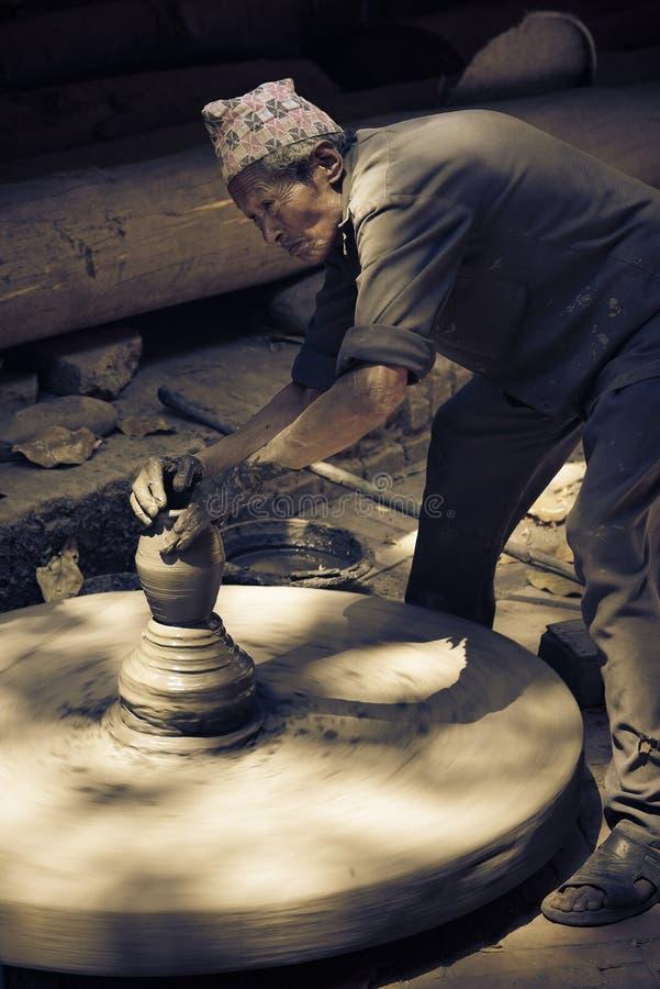 handicraftsman stockbild