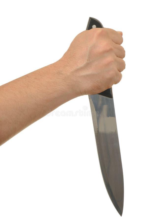 handkniv arkivfoto