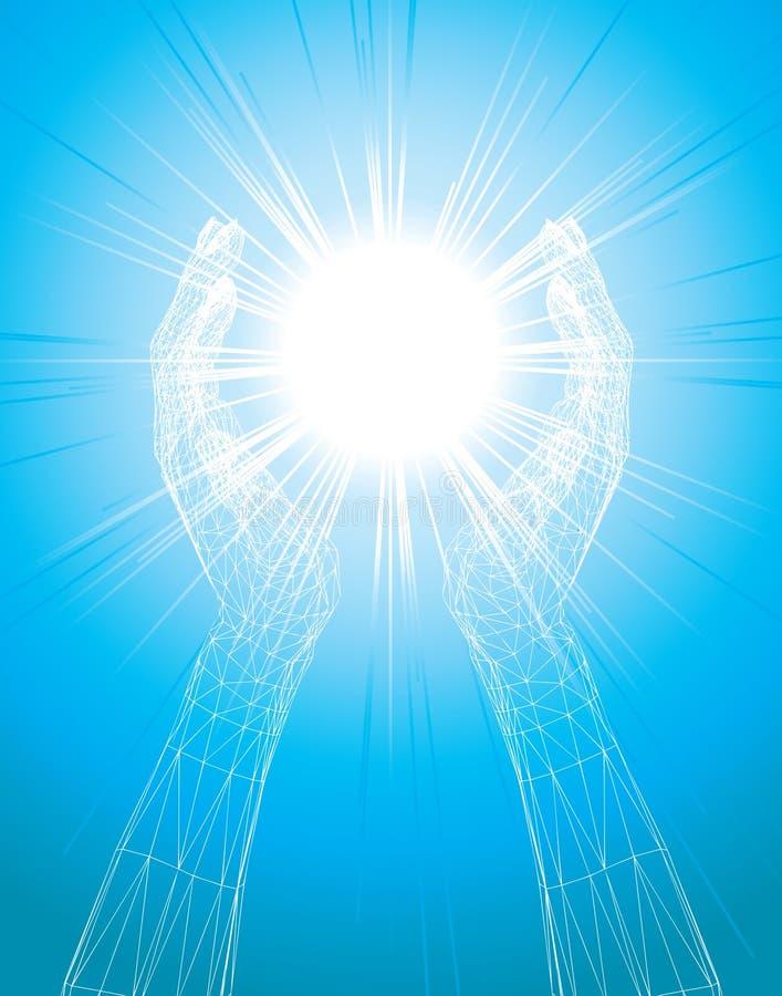 Handlampa Royaltyfria Bilder