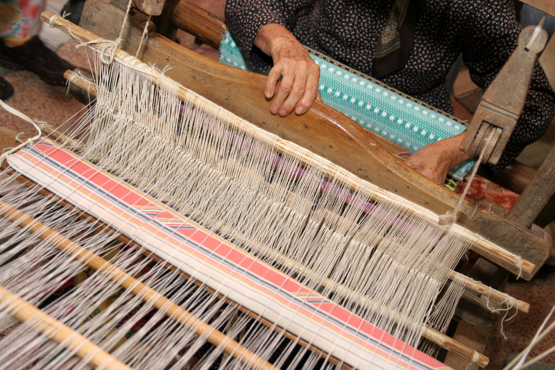 Handloom Weaving Stock Images - Download 695 Royalty Free Photos