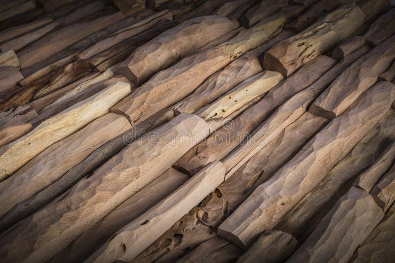 Handmade деревянная панель стоковая фотография rf