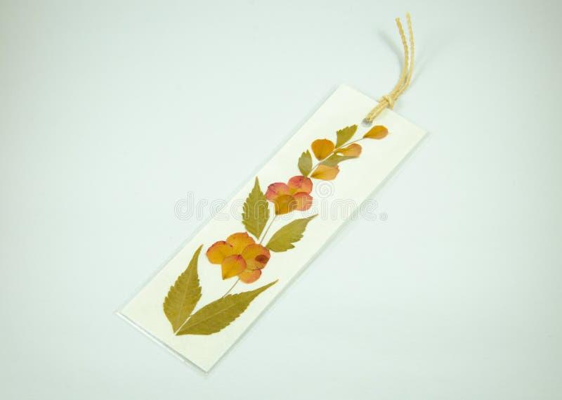 Handmade закладка стоковое изображение