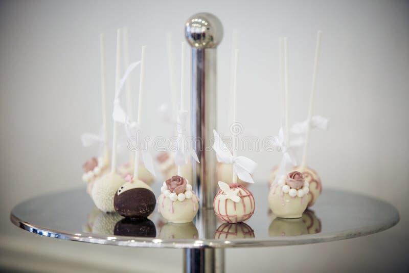 Handmade конфеты шоколада стоковые фото
