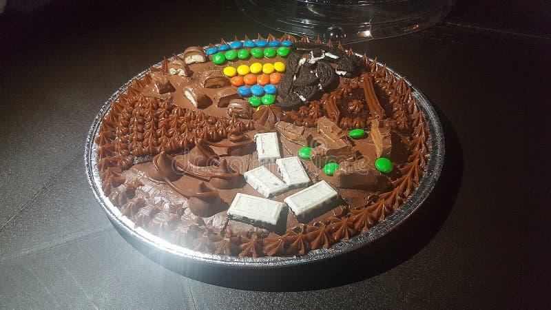 Handmade торт губки стоковая фотография
