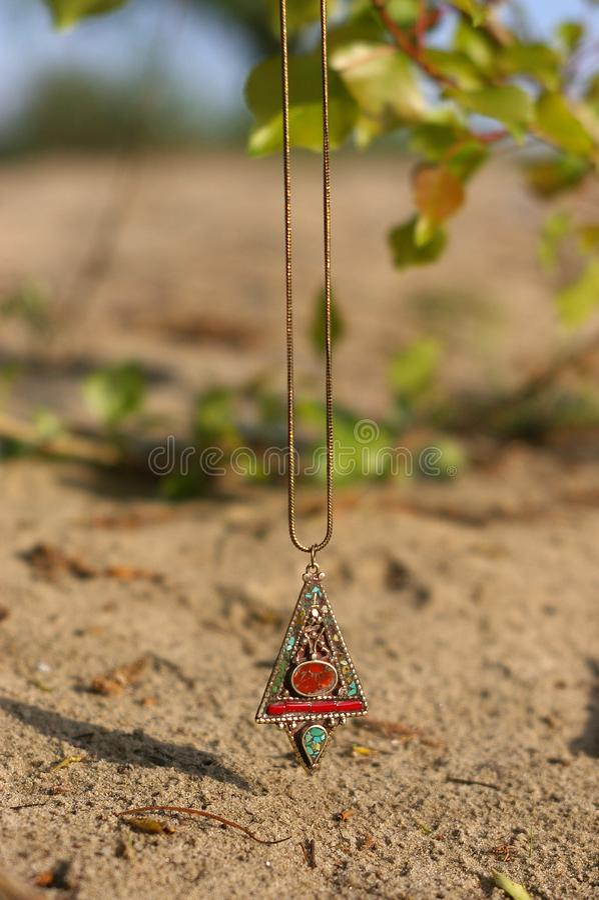 handmade Шкентель на природе на солнечный день стоковое фото rf