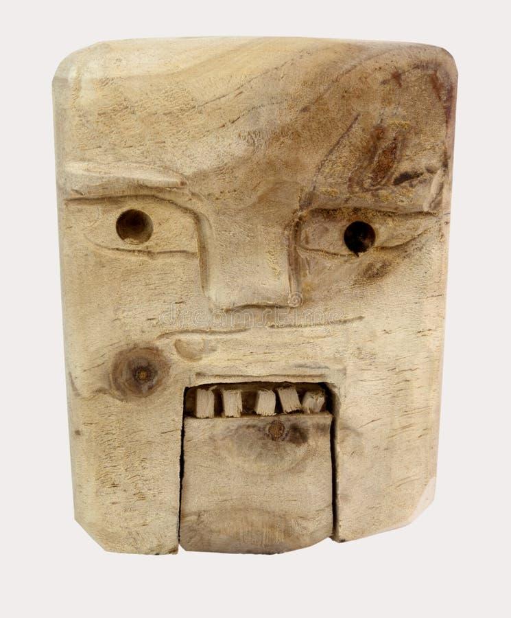 Handmade Blockhead stock images