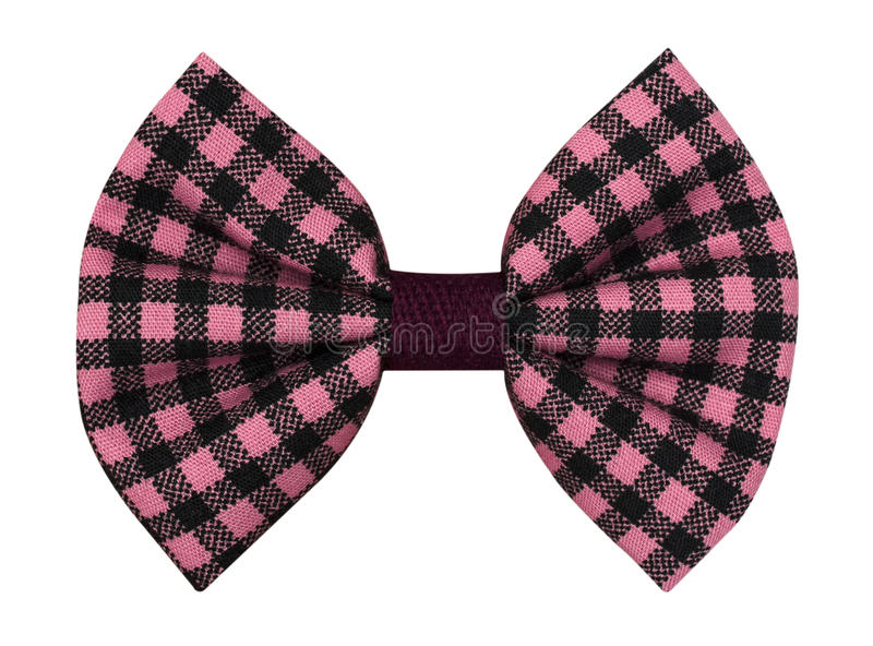 Download Handmade bow tie isolated stock image. Image of croup - 39515425