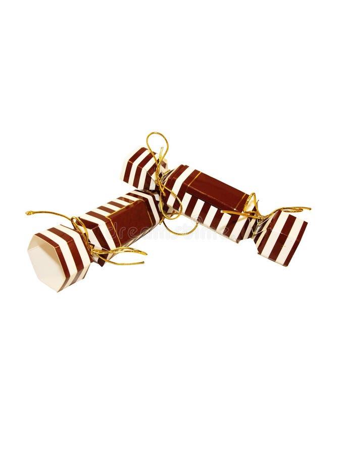 Handmade chocolates stock image