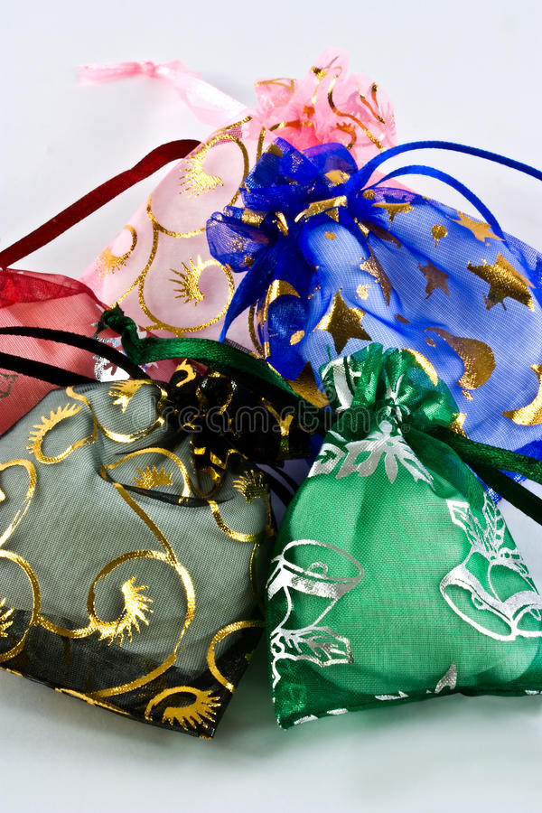 Download Gift bags stock photo. Image of handcrafts, colour, blue - 27999908