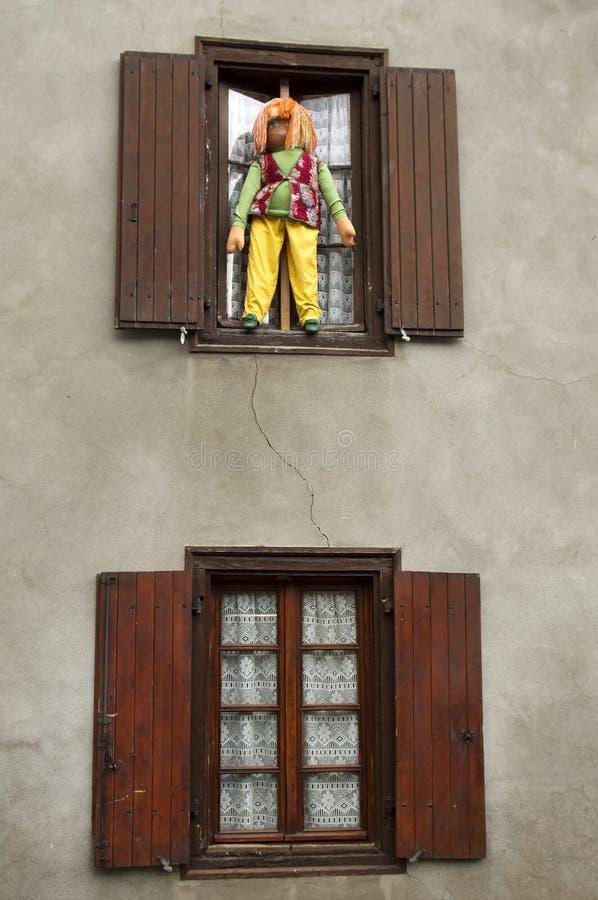 Handmade coarse dolls , CAMPAN, FRANCE
