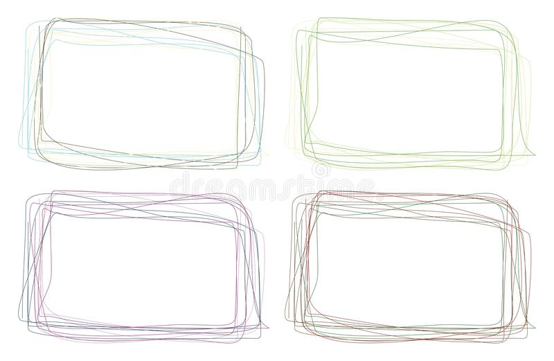 Download Handmade Colour Frames Royalty Free Stock Photo - Image: 11852325