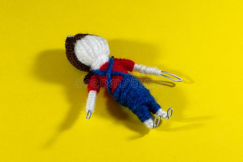 Clothes Doll Vintage Amigurumi Organic Knitting Toy rabbit ... | 533x800