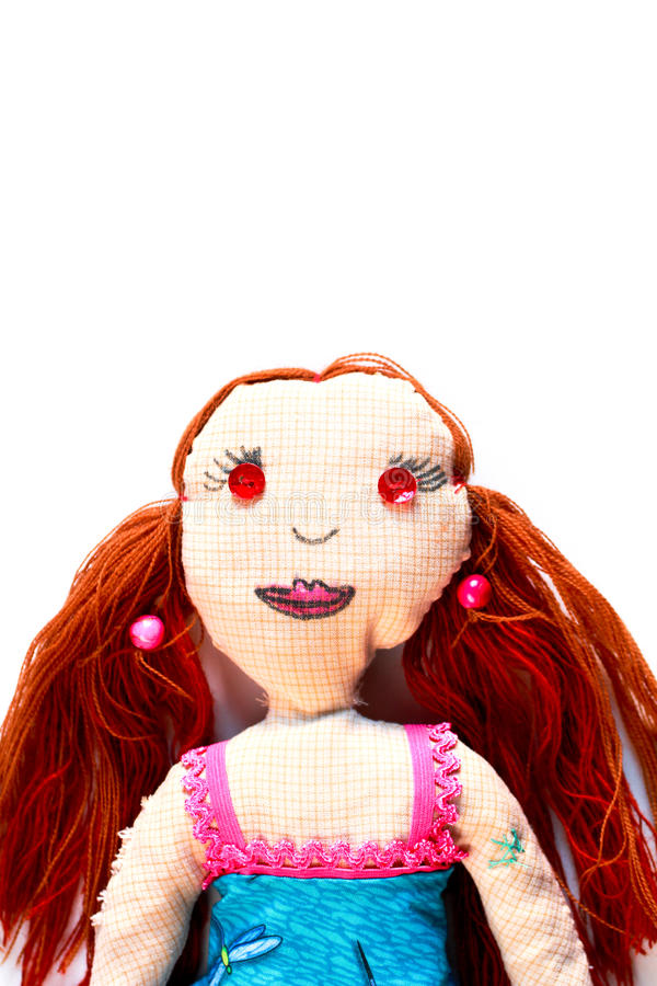 Download Handmade Doll Royalty Free Stock Images - Image: 36451649