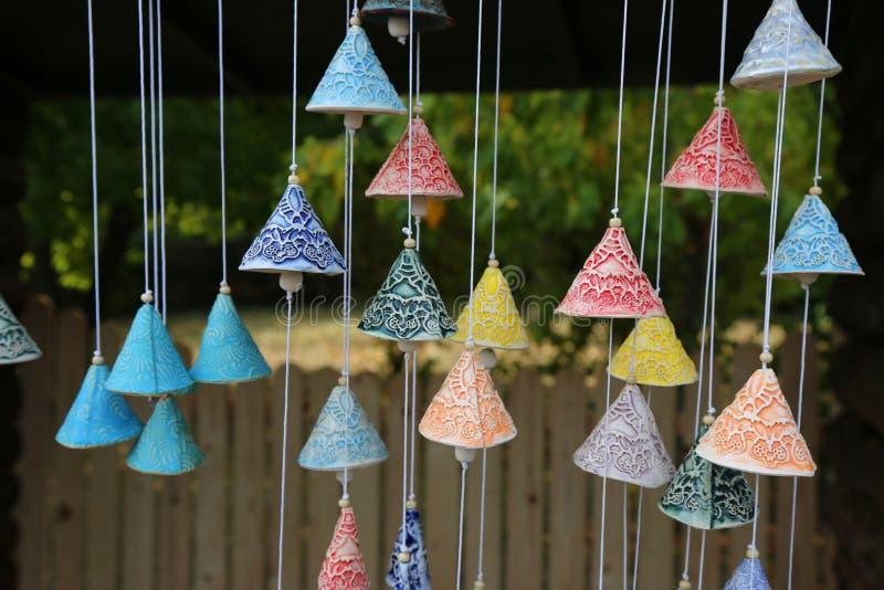 Handmade dzwony zdjęcia stock