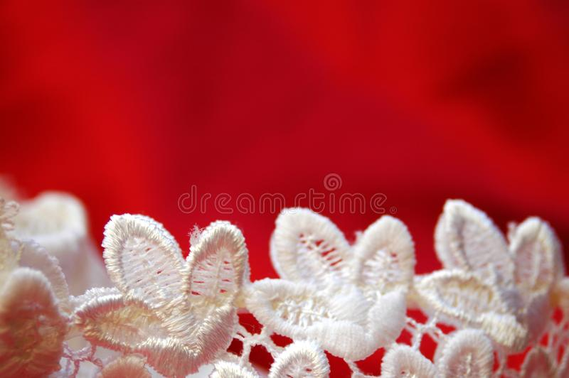 Handmade lace stock images